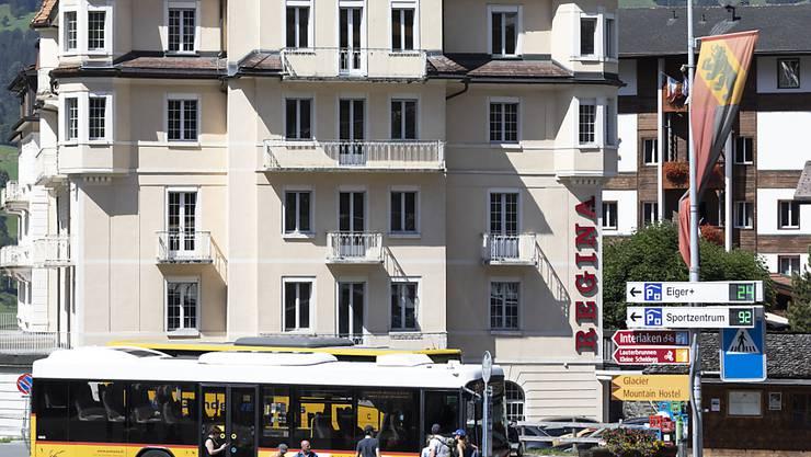 Schweizer Hotels waren im September wieder begehrt. 3,7 Millionen Übernachtungen zählten sie im September. (Archivbild)