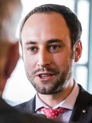 FDP-Nationalrat Christian Wasserfallen.