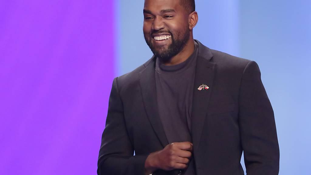 """Rapper Kanye West in US-Kirche: """"Der einzige Superstar ist Jesus"""""""