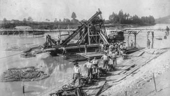 Aargauer Stromgeschichte