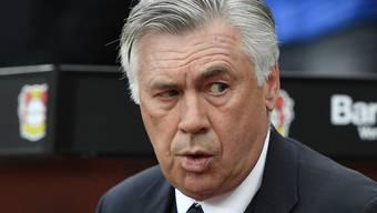 Carlo Ancelotti kehrt nach neun Jahren in sein Heimatland zurück und wird Trainer bei Napoli