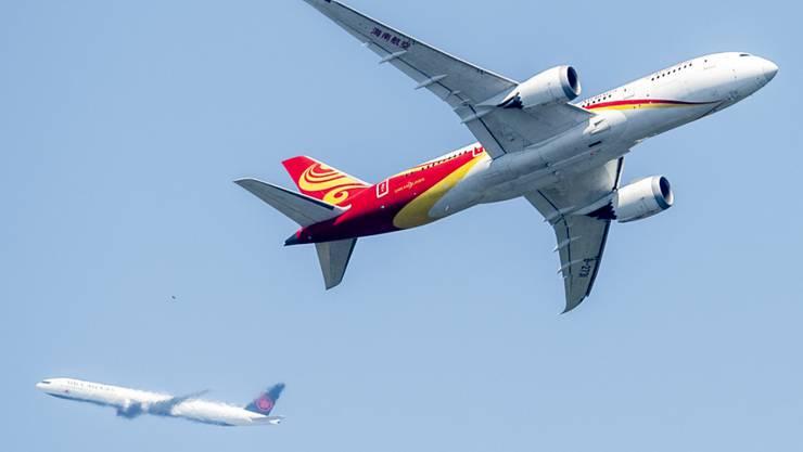 Wer fliegt, muss der Fluggesellschaft persönliche Daten mitteilen. Auf diese wollen künftig auch die Behörden zugreifen können. (Symbolbild)