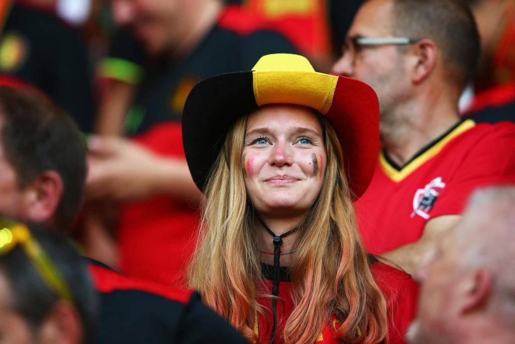 Schweden gegen Belgien in Bildern (© Getty Images/Keystone)