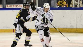 Eishockey, Swiss League, 33. Runde, HC Ajoie - EHC Olten (03.01.2019)