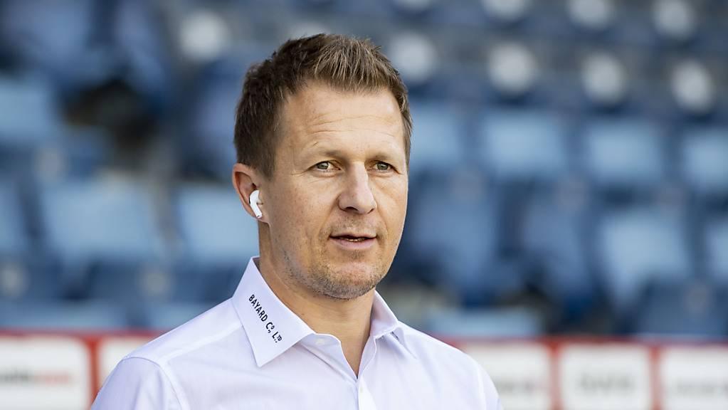 Die Vorfreude auf das Europa-League-Spiel gegen die AS Roma wurde bei YB-Sportchef Christoph Spycher getrübt