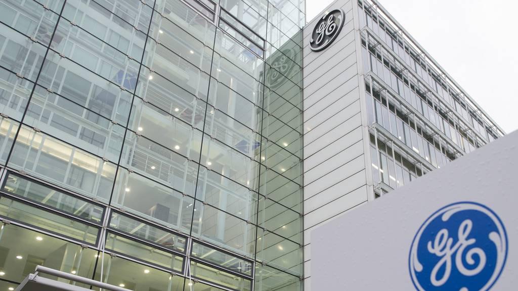 GE plant weiteren Stellenabbau