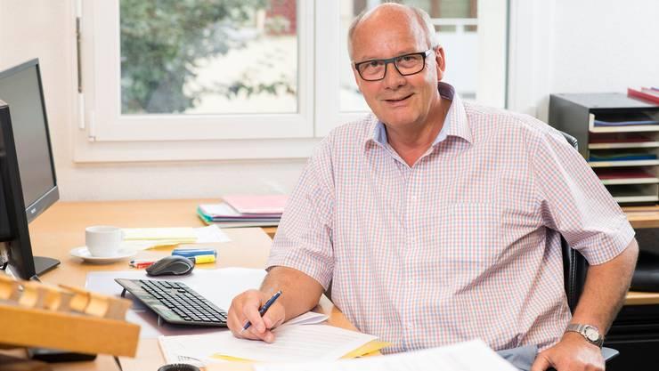 Er hat das Dorf geprägt: Markus Jost geht in Pension.