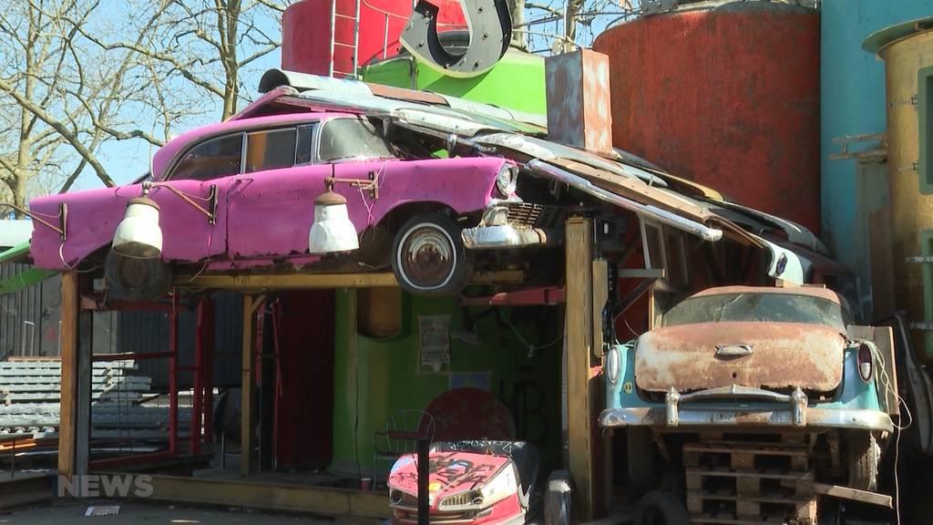 Altenbergbewohner wehren sich gegen Zwischennutzung der Schützenmatte