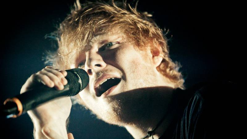 Ed Sheeran ist der «Spotify-König»