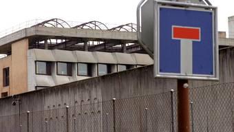 Sackgasse und Ende für manchen Kriminellen: Gefängnis Champs-Dollon in Genf (Symbolbild)