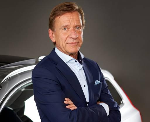 President & CEO, Volvo Car Group