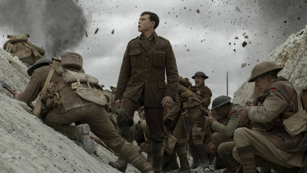 Produzenten küren Weltkriegsdrama «1917» zum besten Film