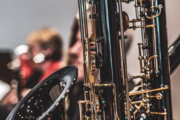 Die Kontrabassklarinette, das aussergewöhnliche Soloinstrument an den Konzerten des Klarinettenchors Wettingen
