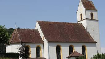 Die Gottesdienste sollen weiterhin in Hornussen (Foto) und Zeihen stattfinden. Claudia Meier