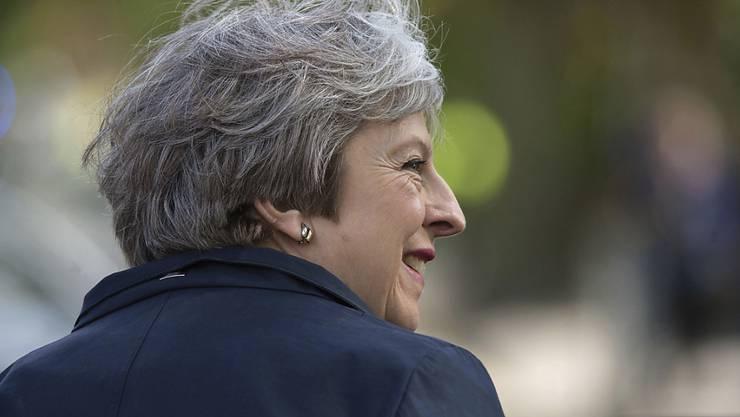 Gegenwind vom Parlament für die britische Regierungschefin Theresa May bei den Brexit-Verhandlungen. (Archiv)