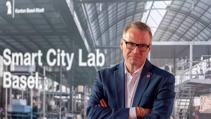 Andreas Meyer, CEO SBB, gehört laut Kaderlohnreporting des Bundes zu den Spitzenverdienern.