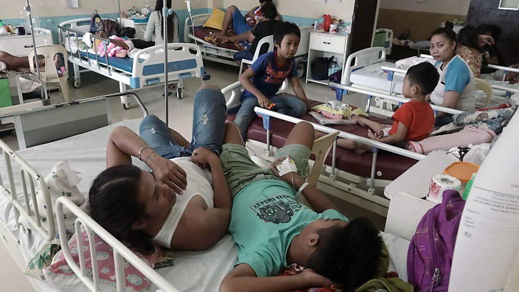 Philippinen rufen Dengue-Notstand aus