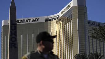 Der Schütze hatte aus dem 32. Stock des Hotels heraus gefeuert.