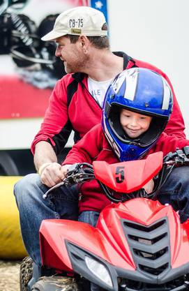 Impressionen vom Motocross Wohlen