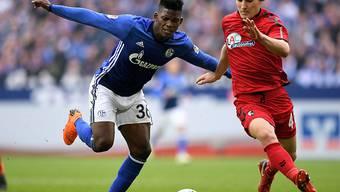 Breel Embolo hält im Duell mit Freiburg eine Schlüsselrolle inne