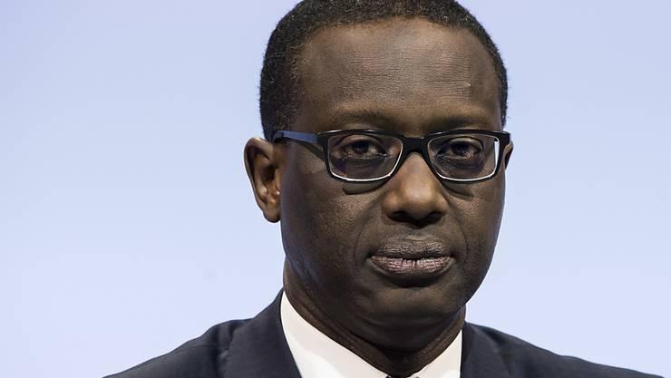 CS-Konzernchef Tidjane Thiam: Kann er die Anleger vom Umbau überzeugen?