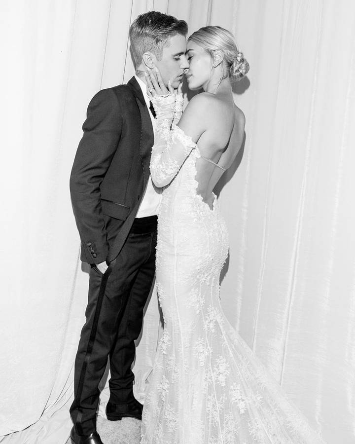 Justin und Hailey haben in einem Luxushotel in South Carolina geheiratet. (© instagram/haileybieber)