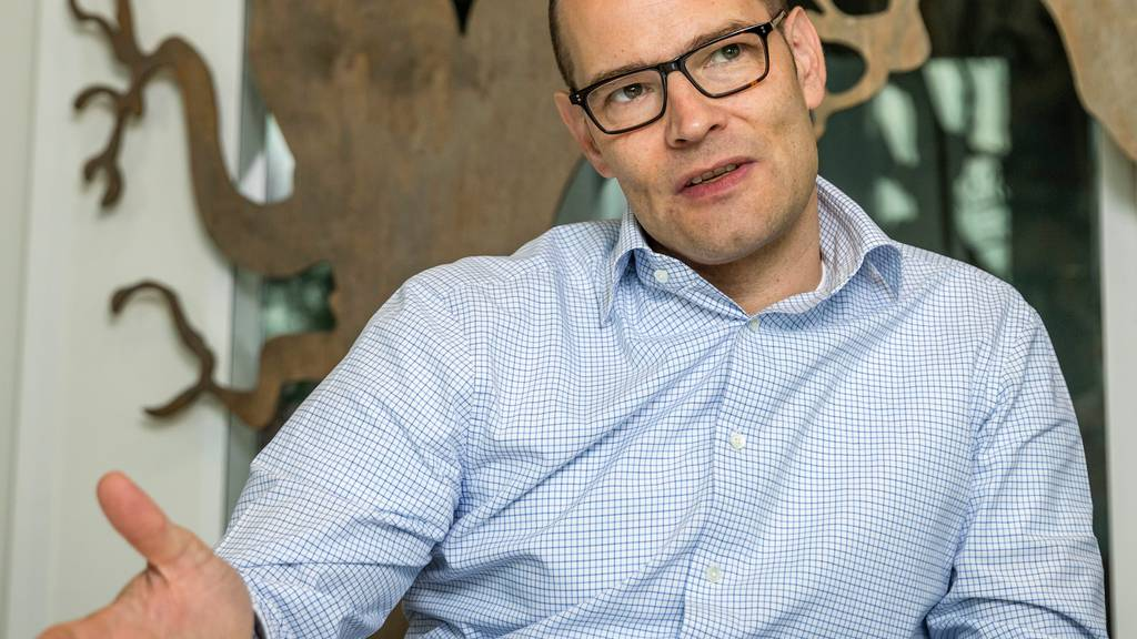 Neuer Axpo-CEO übernimmt seine Funktion in Zeiten von Homeoffice