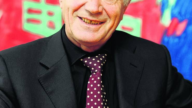 Walter Straumann wird zum dritten Mal Landammann.