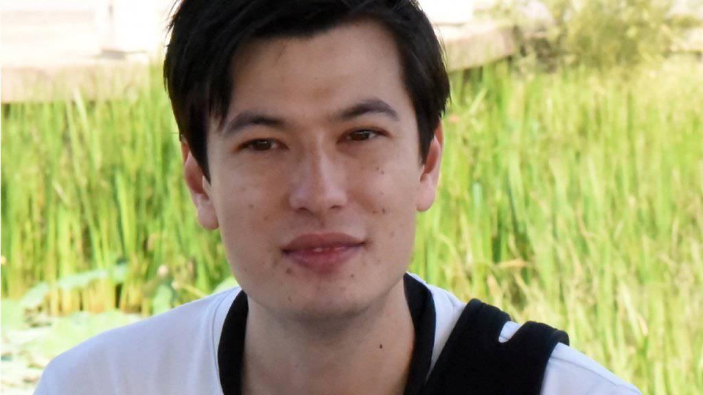 Wurde über eine Woche lang in Nordkorea festgehalten: der australische Student und Autor Alek Sigley. (Archivbild)