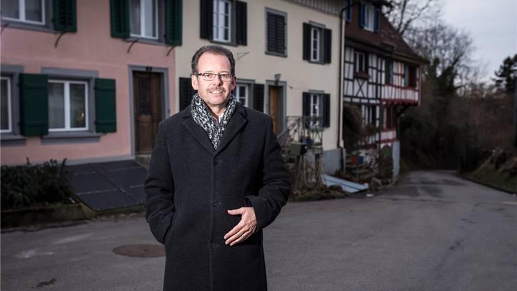 Hätte Ende Mai die Geschäfte geordnet übergeben wollen: der noch amtierende Gemeindeammann von Salenstein TG, Roland Streit.Jiri Reiner