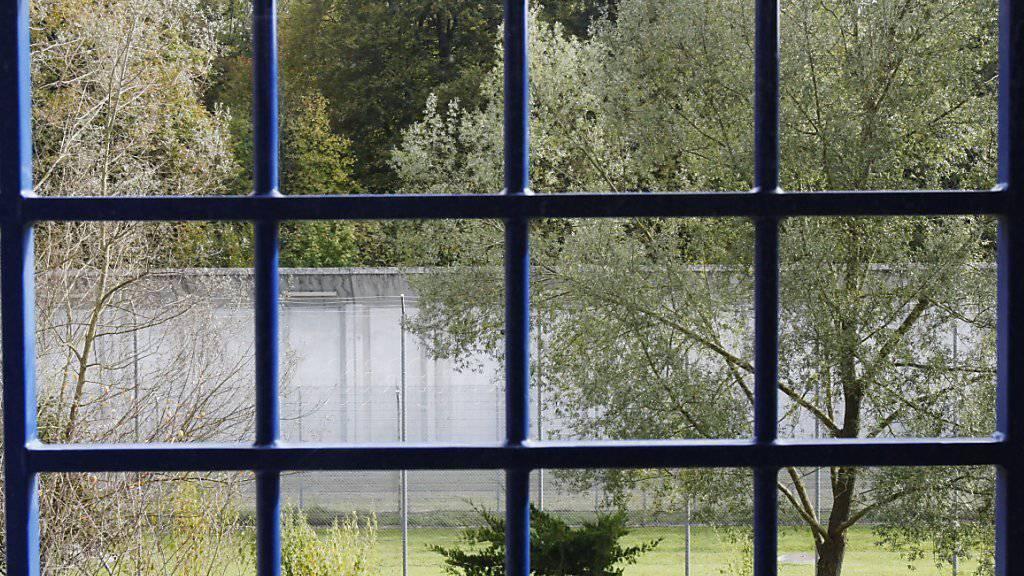 Amt für Justizvollzug räumt Fehler ein: In der Zürcher Strafanstalt Pöschwies haben Häftlinge sensible KESB-Unterlagen sortiert. (Archivbild)