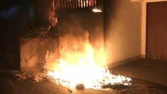 Brände im Kanton BL in der Neujahrsnacht