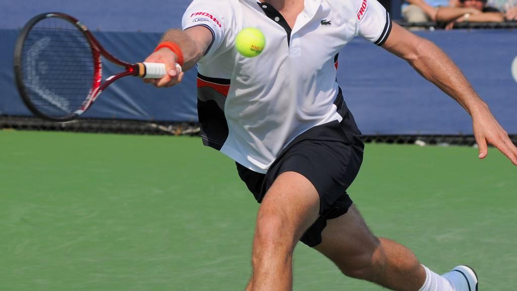 Stanislas Wawrinka bezwingt Novak Djokovic