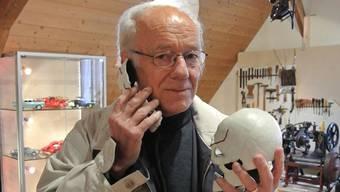 Telefonausstellung im Dorfmuseum Buchs
