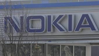 Nokia wird von Ratingagentur herabgestuft (Archiv)