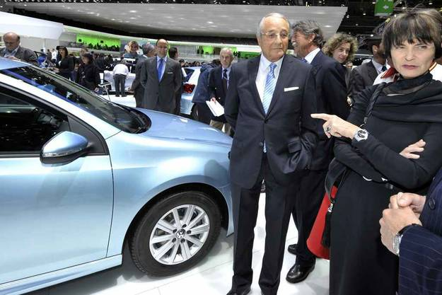 Oui, oui, ein BlueMotion von VW