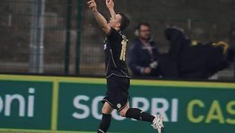 Udineses Mann des Spiels: Antonio Di Natale