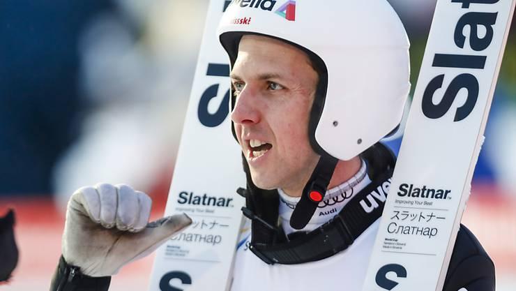 Auch in diesem Frühjahr ist bislang noch unklar, ob Simon Ammann seine Karriere fortsetzt oder für beendet erklärt. Seine letzten Resultate waren überwiegend positiv