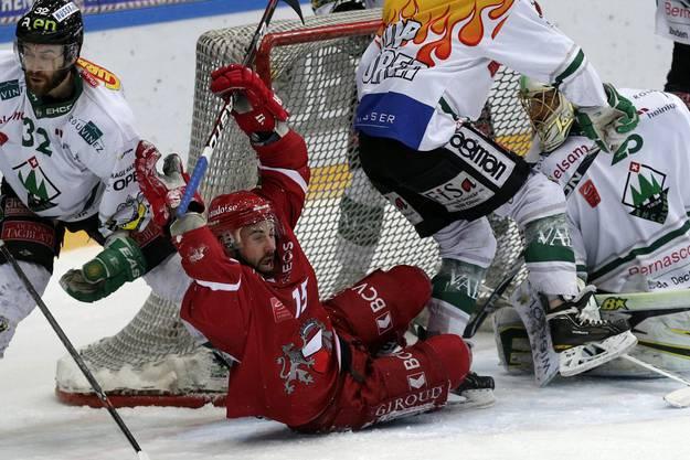 Mit 4:0 in der Finalserie gewinnt Lausanne den NLB-Meistertitel.
