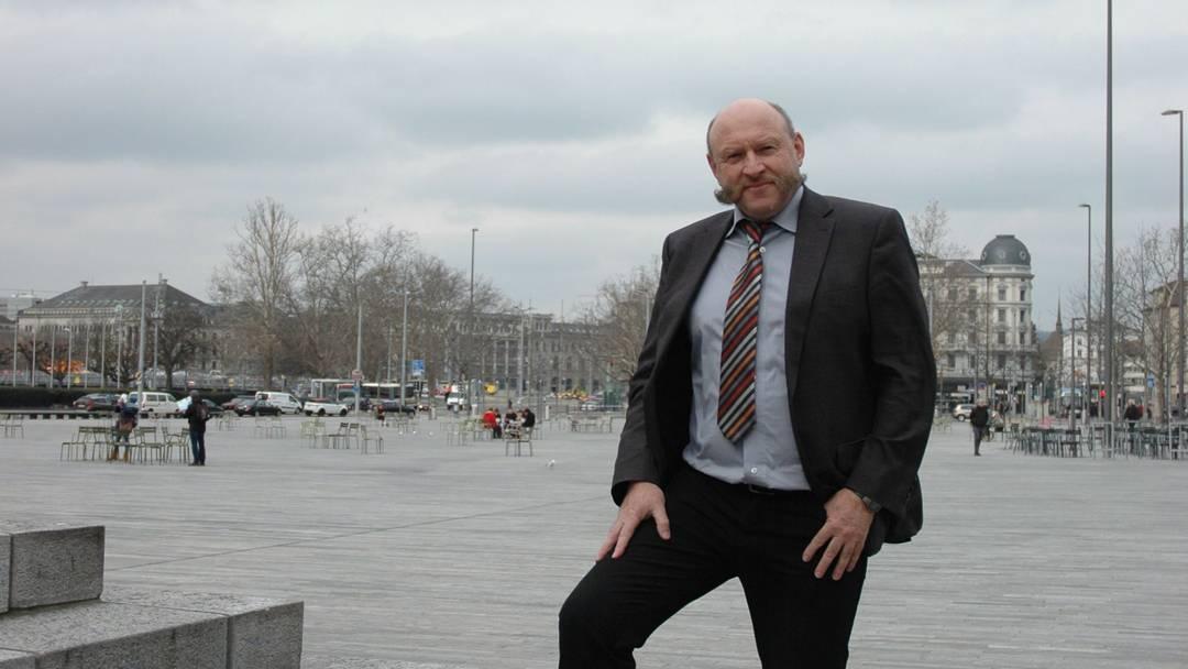 Roland Stahel, OK-Chef Züri Fäscht, über Neues und Altes am Züri-Fäscht