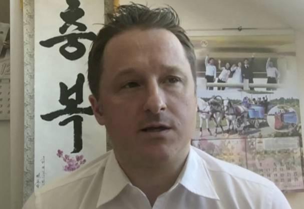 Michael Spavor, Nordkorea-Experte.