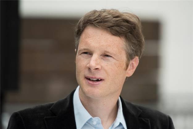 Rücktritt: Jonas Fricker.