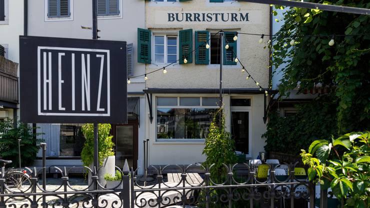Die Inhaber der Heinz Bar suchen Nachfolger.