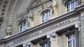 Mit ihren Devisenkäufen versucht die SNB, den Franken zu schwächen.