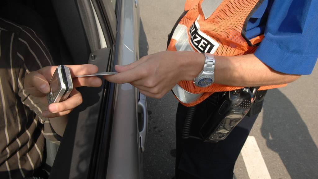Der 64-Jährige wurde bereits zum dritten Mal ohne Führerausweis erwischt.