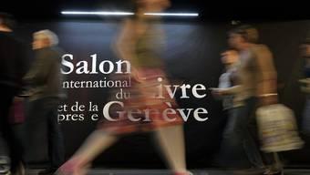 Die Buchmesse in Genf lockte mehr Besucher an