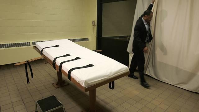 Blick in eine amerikanische Hinrichtungs-Zelle (Archiv)