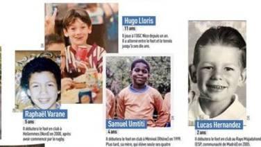 Die französische Zeitung «L'Équipe» hat sich im Vorfeld des heutigen Finals eine nette Spielerei erlaubt. Sie zeigt, wie Frankreichs Startelf 1998, beim letzten WM-Final der Franzosen, ausgesehen hat.