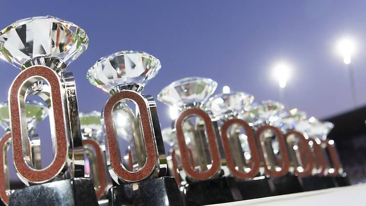 Es gibt im kommenden Jahr nur noch 24 Diamond-League-Trophäen