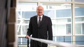 Hans Dössegger: «Für mich ist es wichtig, im Grossen Rat jüngeren Kräften Platz zu machen.»Pascal Meier